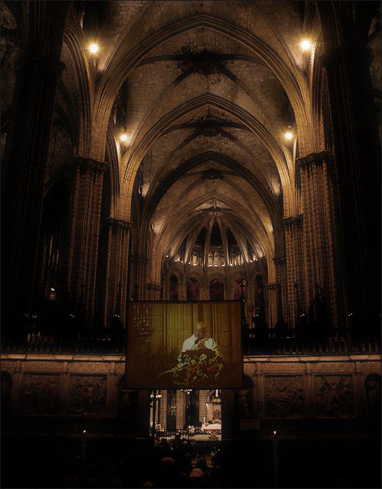 Catedral de Barcelona (Catedral de la Santa Creu i Santa Eulàlia)