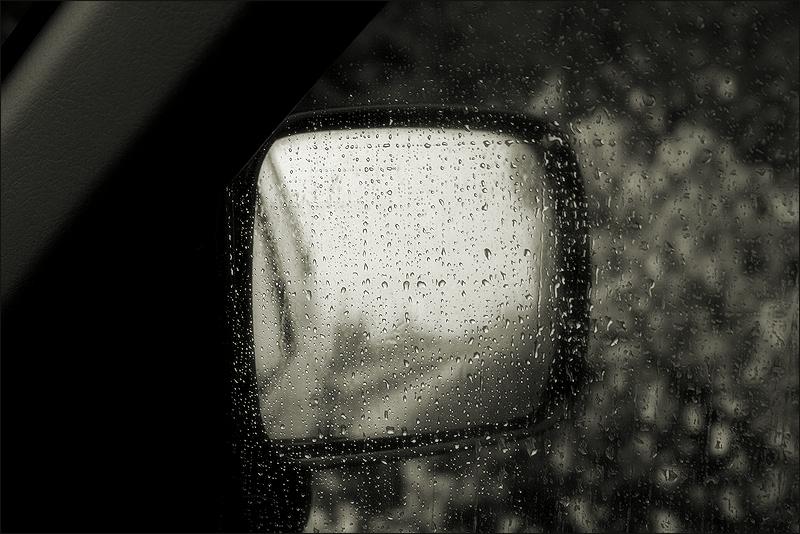 camins fets, un dia de pluja
