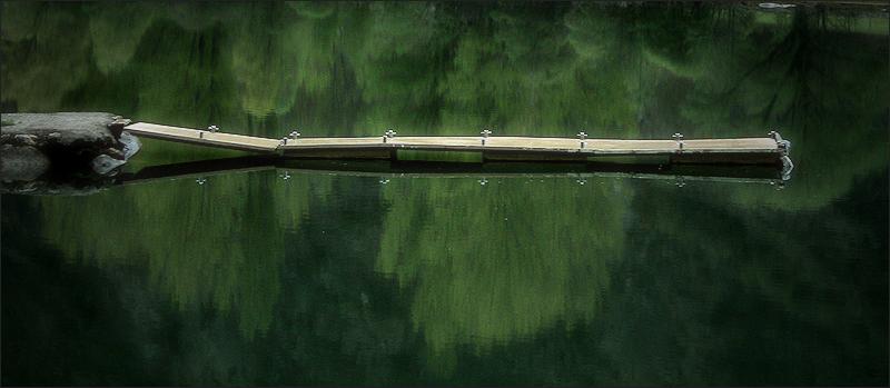nowhere's bridge