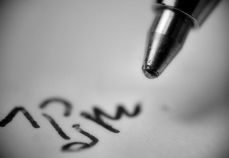l'art d'escriure qualsevol cosa