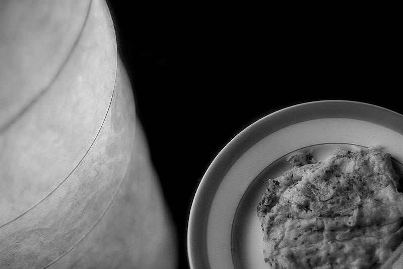 Nettle omelette / Truita d'ortigues