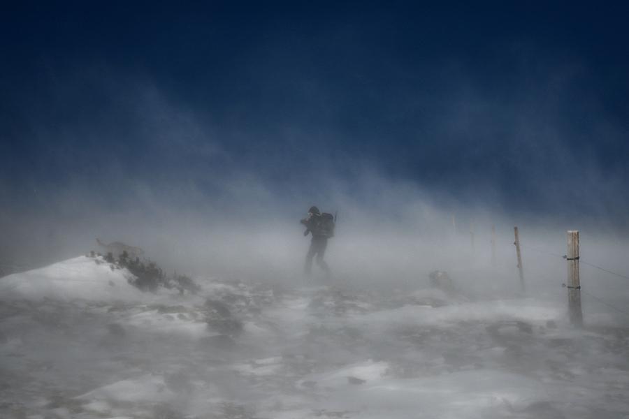 L'home que amb vent i neu fabricava núvols.