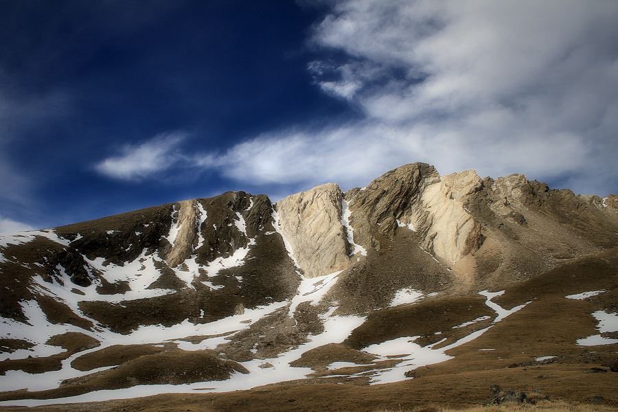 El terra que fabricava muntanyes