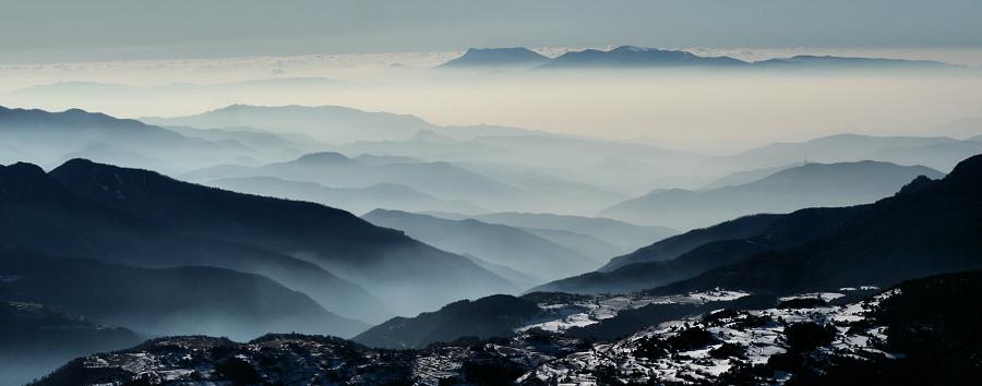 Les valls que fabricaven muntanyes