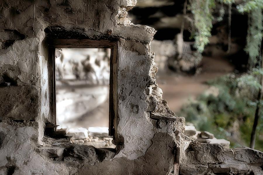 a room with a view / una habitació amb vistes