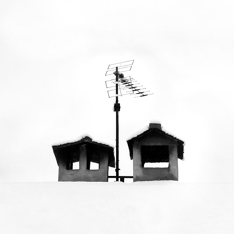 under the snow / sota la neu