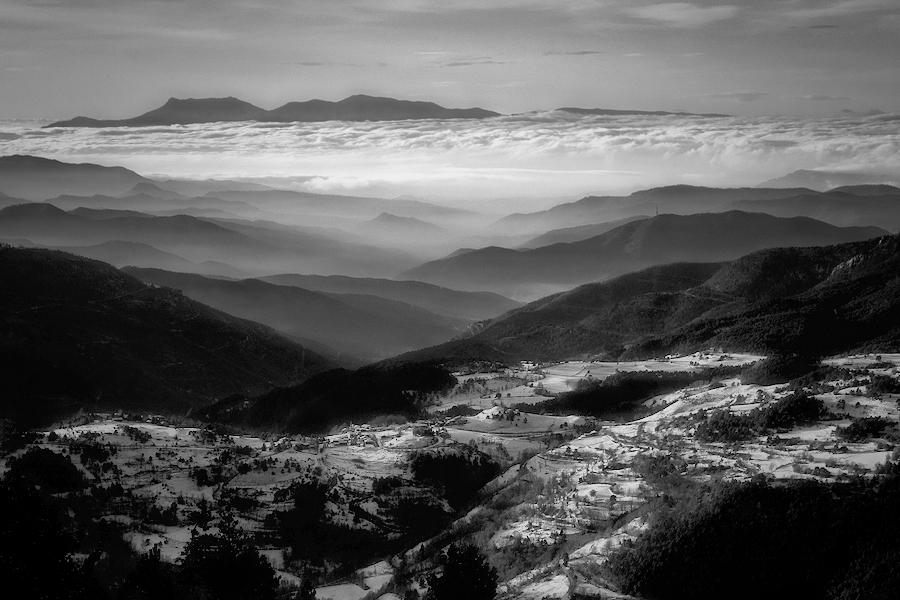 Del Pirineu al Montseny