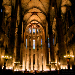 Santa Maria del Mar - the wedding / el casament