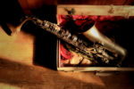 the old sax / el vell saxo