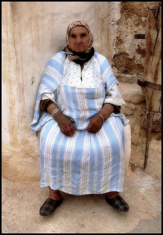 Amazigh portrait