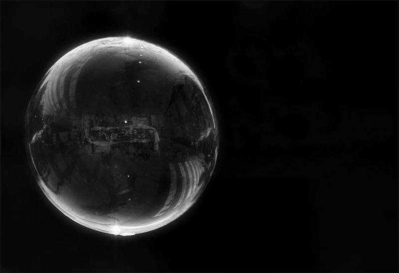 Ripoll en una bombolla