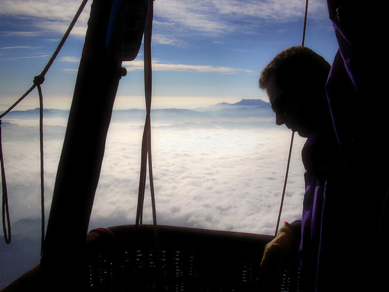 Un viatge en globus