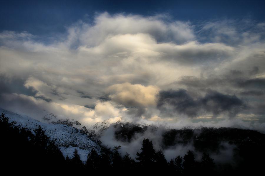 La vall que fabricava els núvols