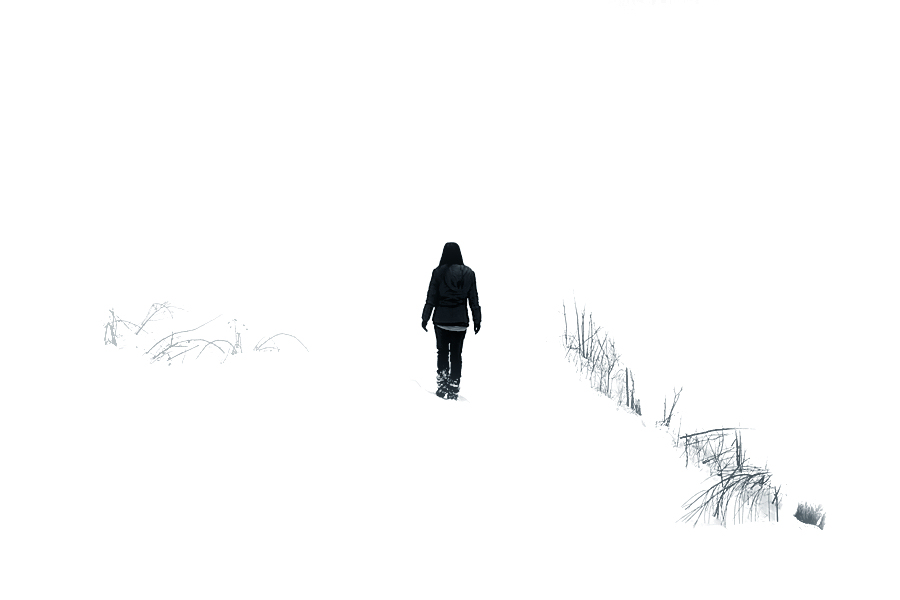 slow walk to nowhere