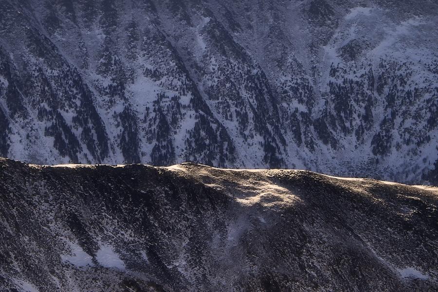the ridge / la carena