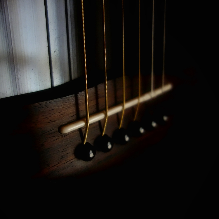 the magic of the strings / la màgia de les cordes
