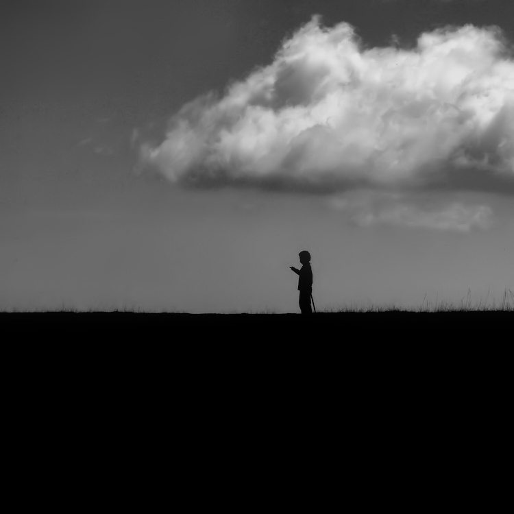 .el petit lluc i l'horitzó.