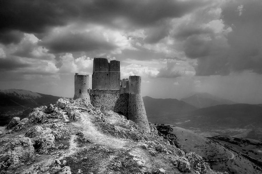 Castello di Rocca Calascio (Abruzzo)