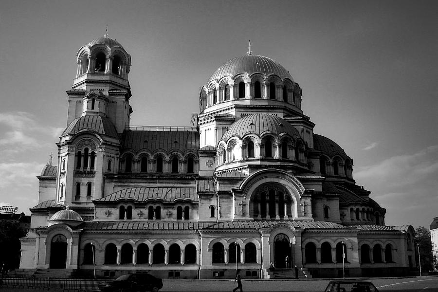 Alexander Nevsky Cathedral, Sofia / Свети Александър Невски (София)