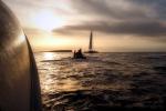 towards the sunset / cap al capvespre