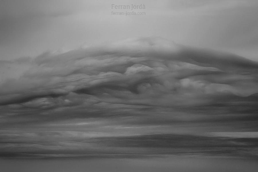 the cloud / el núvol