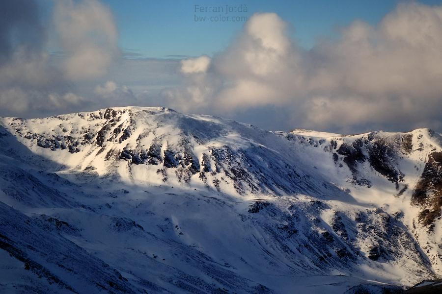 els dies de les muntanyes