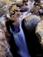 petit salt d'aigua / small waterfall