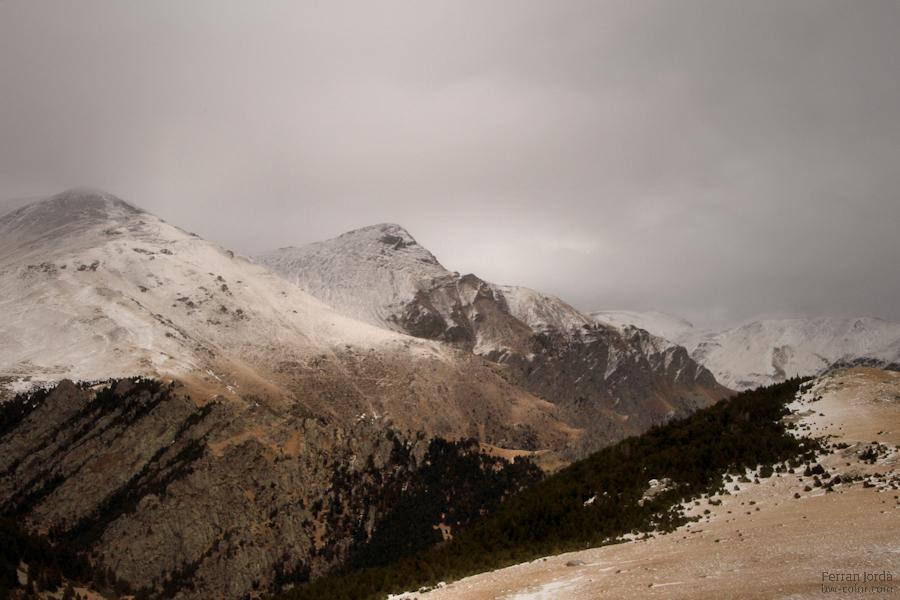mountain landscapes / paisatges de muntanya