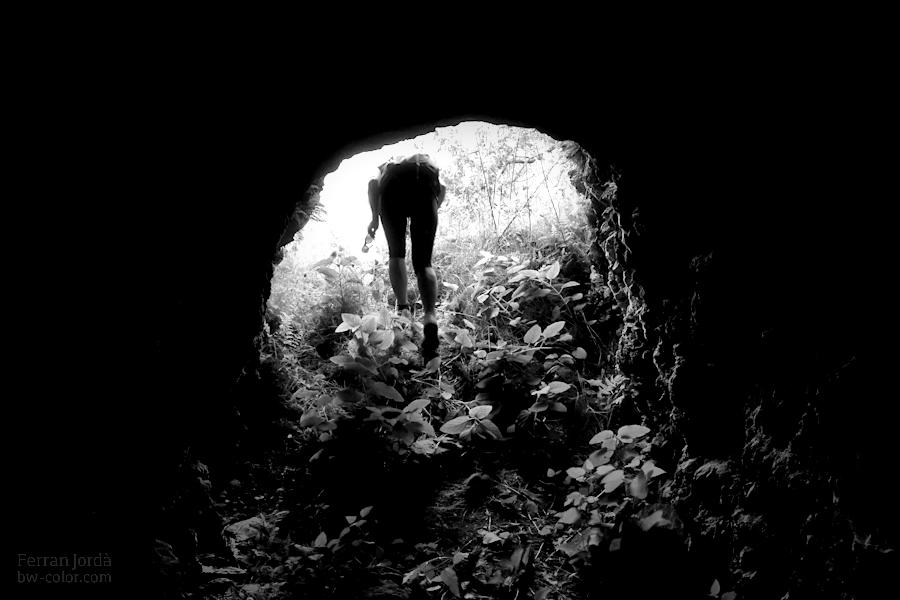 Sortint del forat