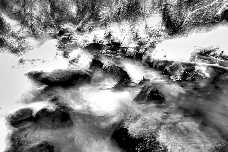 about to flow or not to flow / sobre fluir o no fluir