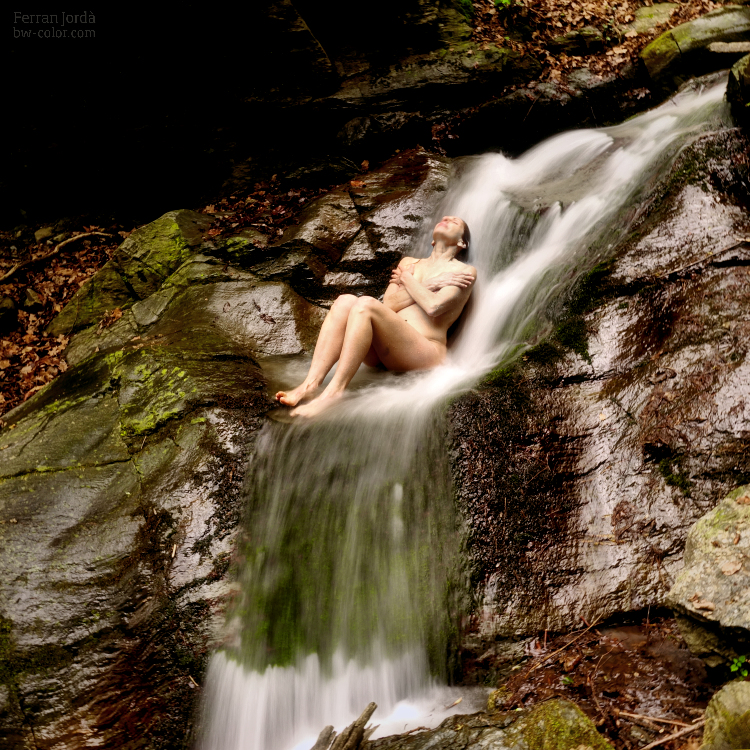 nature bath / bany de natura